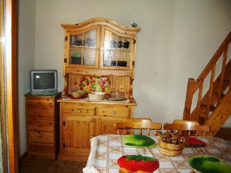 Vacaciones en montaña Apartamento 2 piezas mezzanine para 5 personas (17A) - Résidence le Terroit - Châtel - Alojamiento