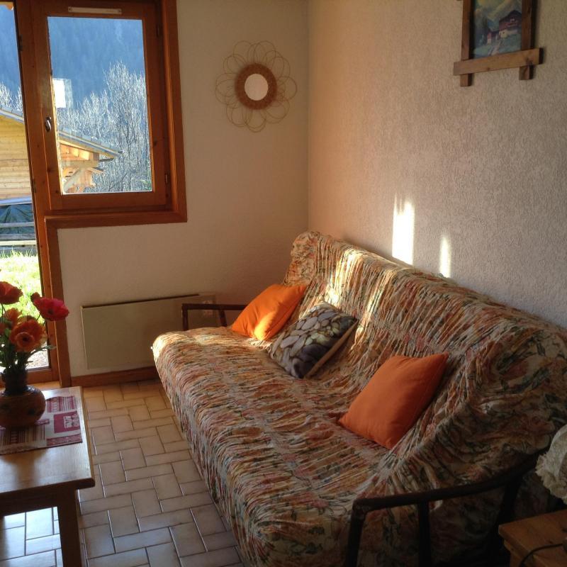 Vacaciones en montaña Estudio -espacio montaña- para 4 personas (27B) - Résidence le Terroit - Châtel - Alojamiento