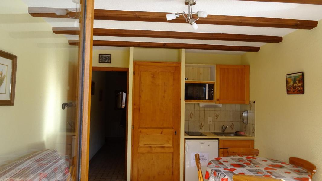 Vacaciones en montaña Estudio para 4 personas - Résidence le Terroit - Châtel - Alojamiento
