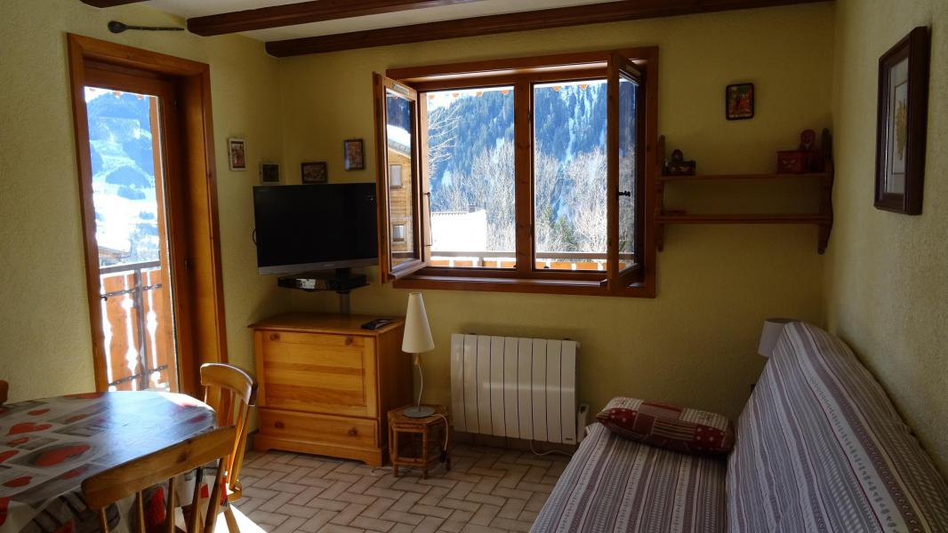 Wakacje w górach Studio 4 osoby - Résidence le Terroit - Châtel - Zakwaterowanie