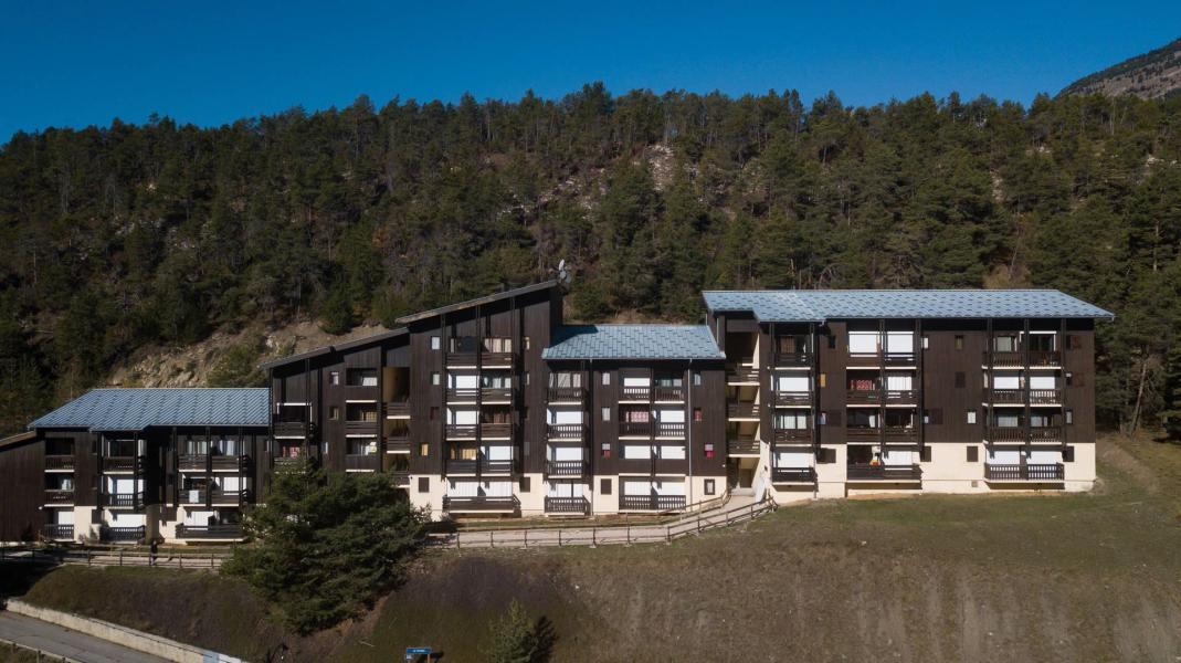 Аренда на лыжном курорте Résidence le Tétras - La Norma - летом под открытым небом
