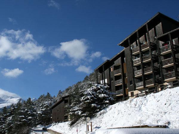 Location au ski Résidence le Tétras - La Norma - Extérieur été