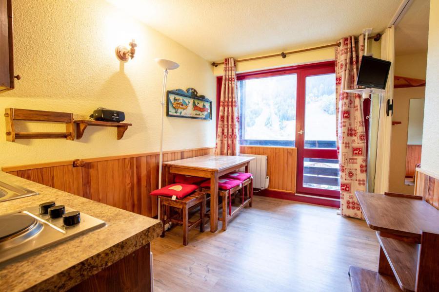Wakacje w górach Apartament 2 pokojowy kabina 4 osób (TE407T) - Résidence le Tétras - La Norma - Pokój gościnny