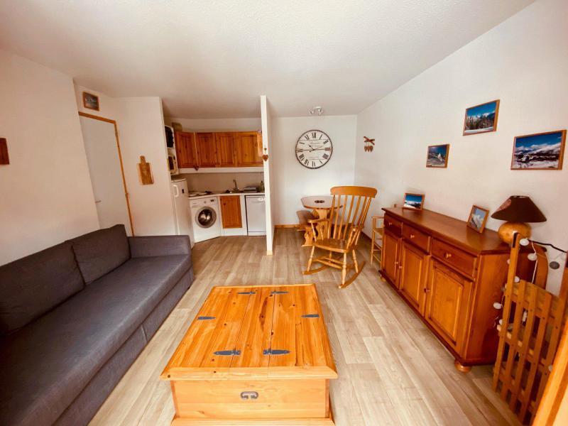 Wakacje w górach Apartament 2 pokojowy 6 osób (104) - Résidence le Tétras Lyre - Montchavin La Plagne