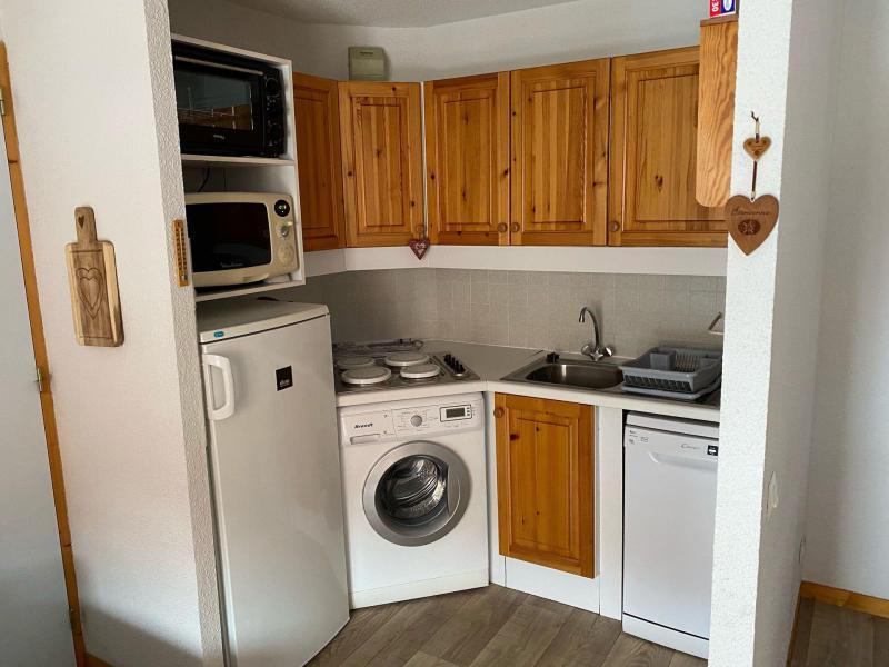 Wakacje w górach Apartament 2 pokojowy 6 osób (104) - Résidence le Tétras Lyre - Montchavin La Plagne - Kuchnia