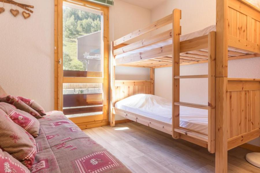 Wakacje w górach Apartament 2 pokojowy 6 osób (104) - Résidence le Tétras Lyre - Montchavin La Plagne - Łóżkami piętrowymi