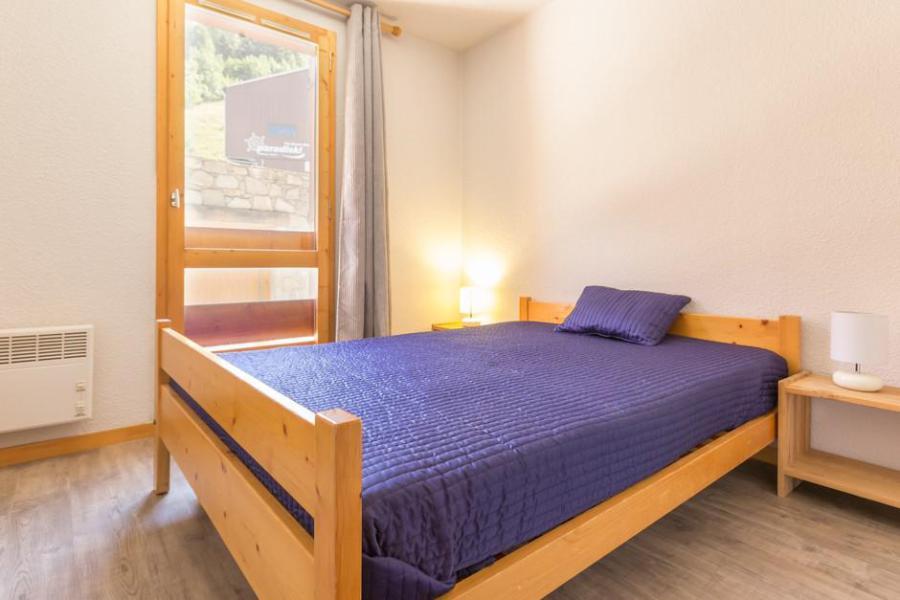 Wakacje w górach Apartament 2 pokojowy 6 osób (4) - Résidence le Tétras Lyre - Montchavin La Plagne - Łóżkem małżeńskim