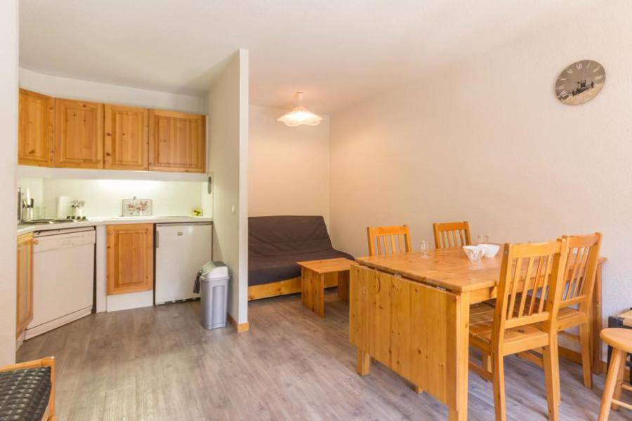 Wakacje w górach Apartament 2 pokojowy 6 osób (4) - Résidence le Tétras Lyre - Montchavin La Plagne - Pokój gościnny