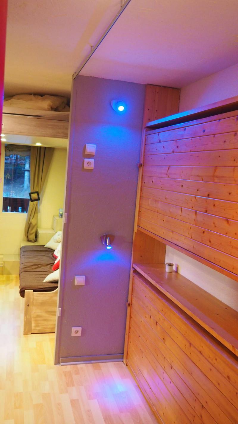 Wakacje w górach Studio z alkową 4 osoby (D149) - Résidence le Thabor - Valfréjus