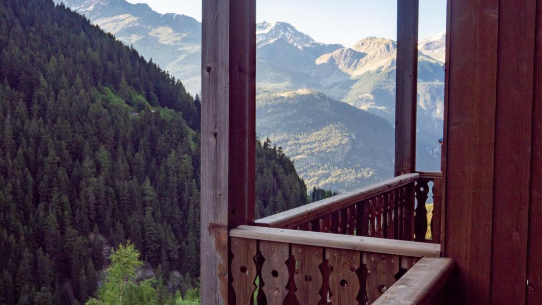 Wakacje w górach Logement 1 pièces 4 personnes (THA-D-171) - Résidence le Thabor - Valfréjus
