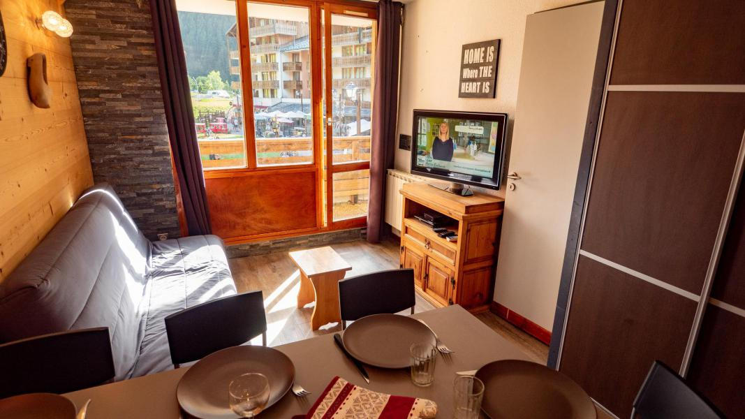 Wakacje w górach Studio kabina 5 osób (A-6) - Résidence le Thabor - Valfréjus