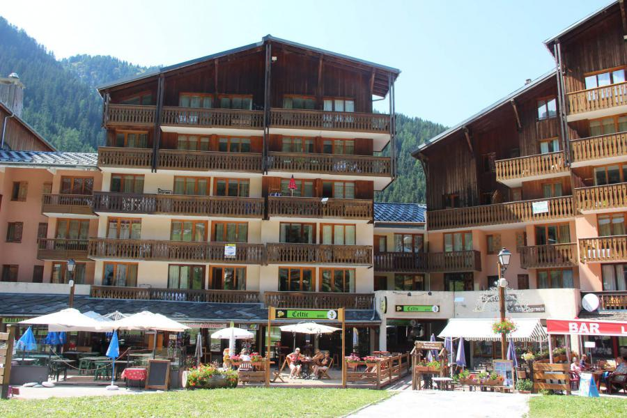 Urlaub in den Bergen Résidence le Thabor C - Valfréjus