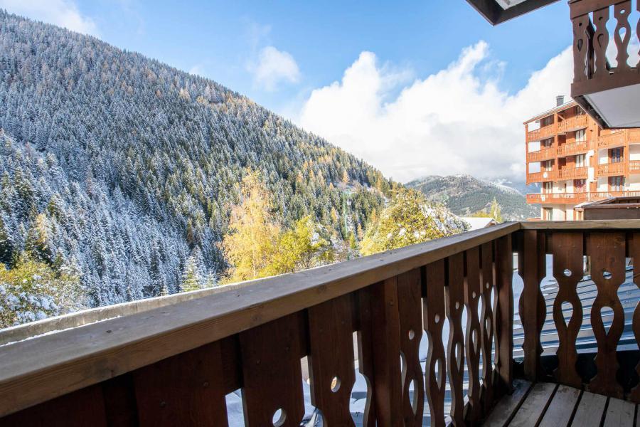 Location au ski Studio cabine 4 personnes (THAD131) - Residence Le Thabor D - Valfréjus - Extérieur été