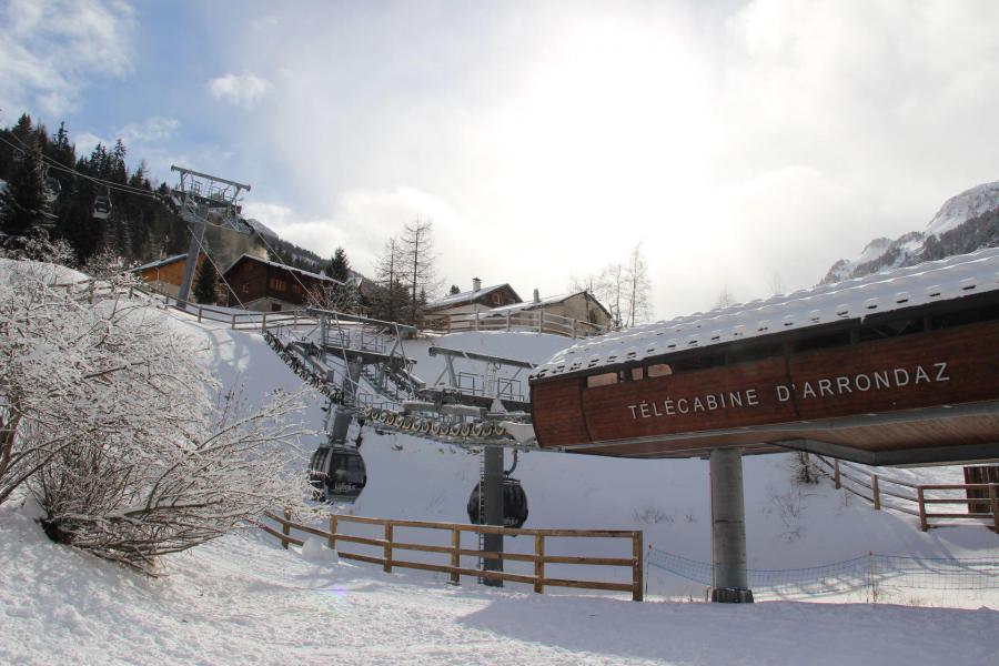 Vacaciones en montaña Résidence le Thabor D - Valfréjus