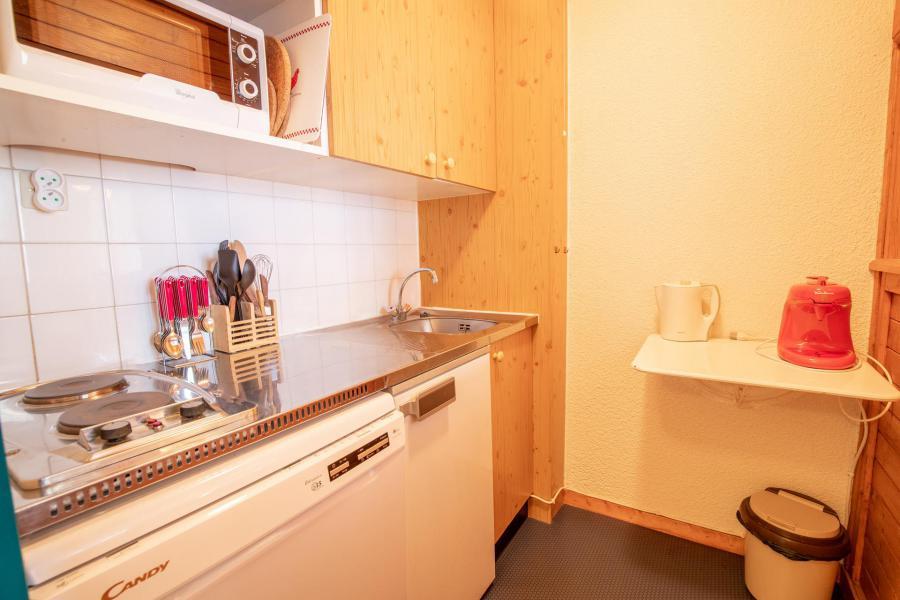 Vacaciones en montaña Apartamento cabina para 4 personas (131) - Résidence le Thabor D - Valfréjus - Alojamiento