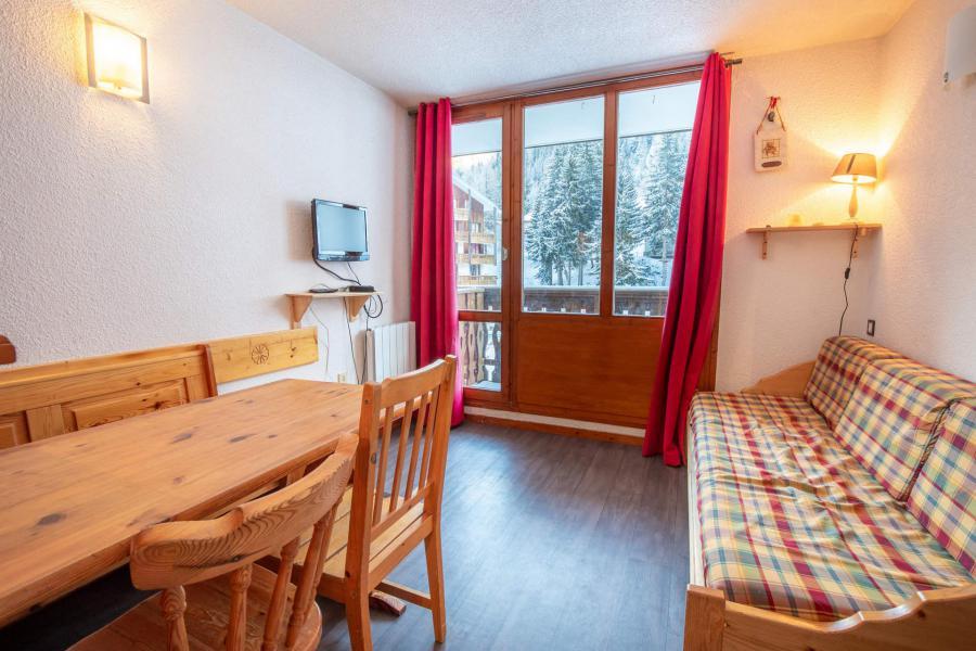 Vacaciones en montaña Estudio para 4 personas (138) - Résidence le Thabor D - Valfréjus - Estancia