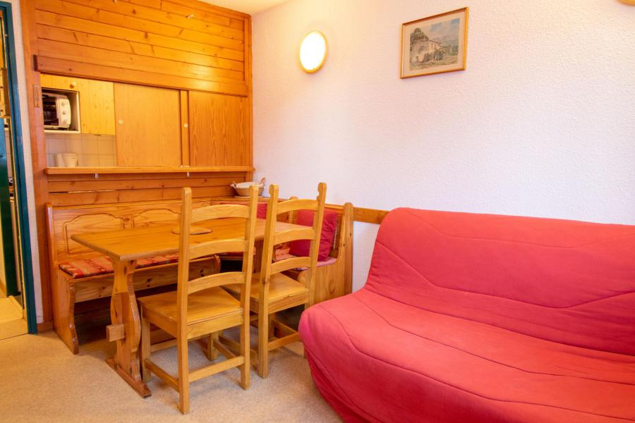 Holiday in mountain resort Studio cabin 4 people (202) - Résidence le Thabor E - Valfréjus