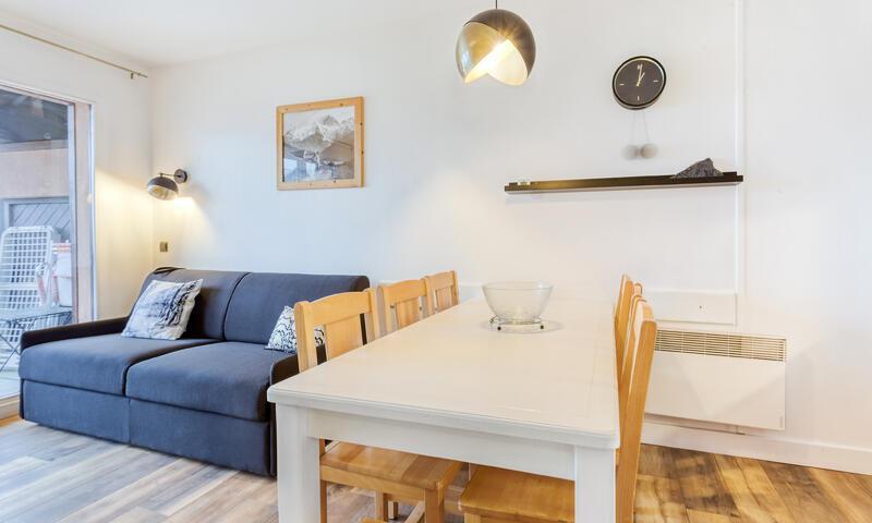 Vacances en montagne Appartement 3 pièces 6 personnes (Prestige 35m²) - Résidence le Thabor - Maeva Home - Valmeinier - Extérieur été