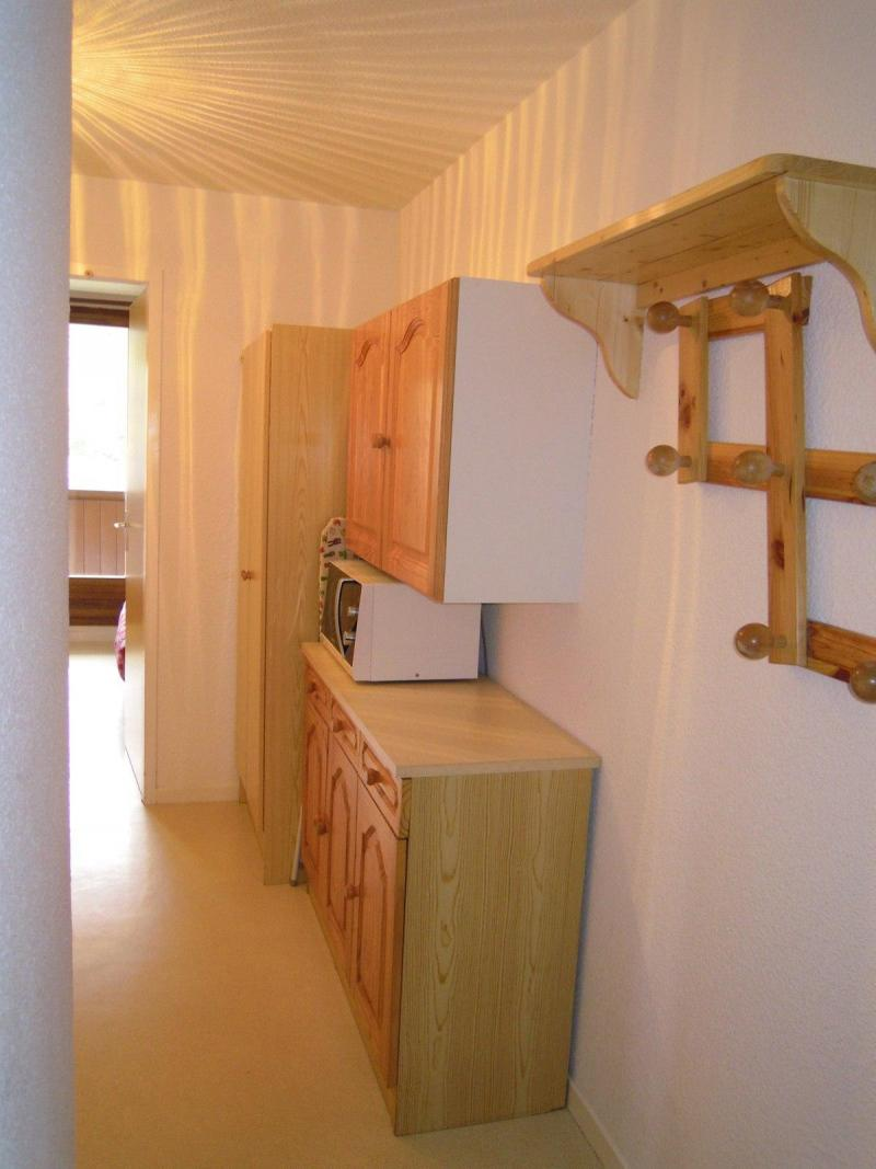 Holiday in mountain resort Studio cabin 4 people (7) - Résidence le Thymel - Valloire