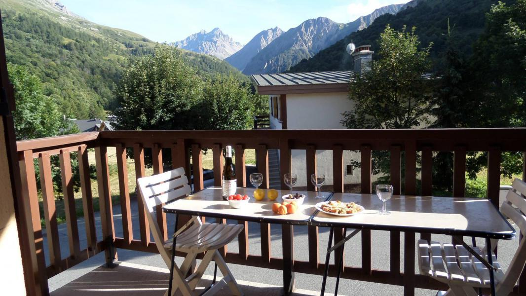 Holiday in mountain resort 2 room apartment cabin 4 people (22) - Résidence le Thymel - Valloire