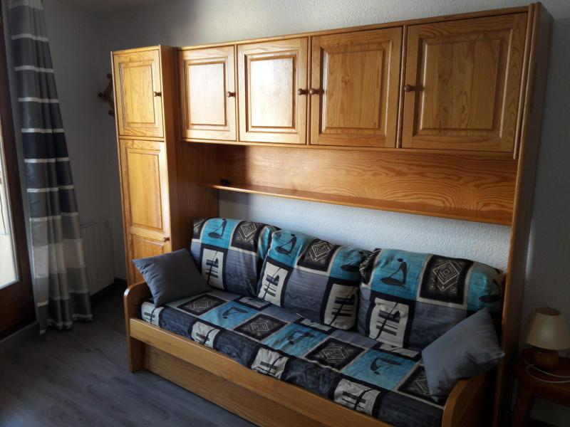 Holiday in mountain resort Studio cabin 4 people (19) - Résidence le Thymel - Valloire