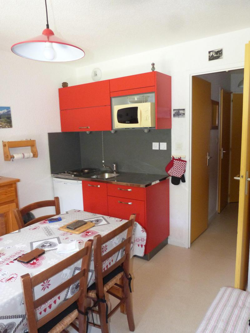 Holiday in mountain resort 2 room apartment sleeping corner 4 people (8) - Résidence le Thymel - Valloire