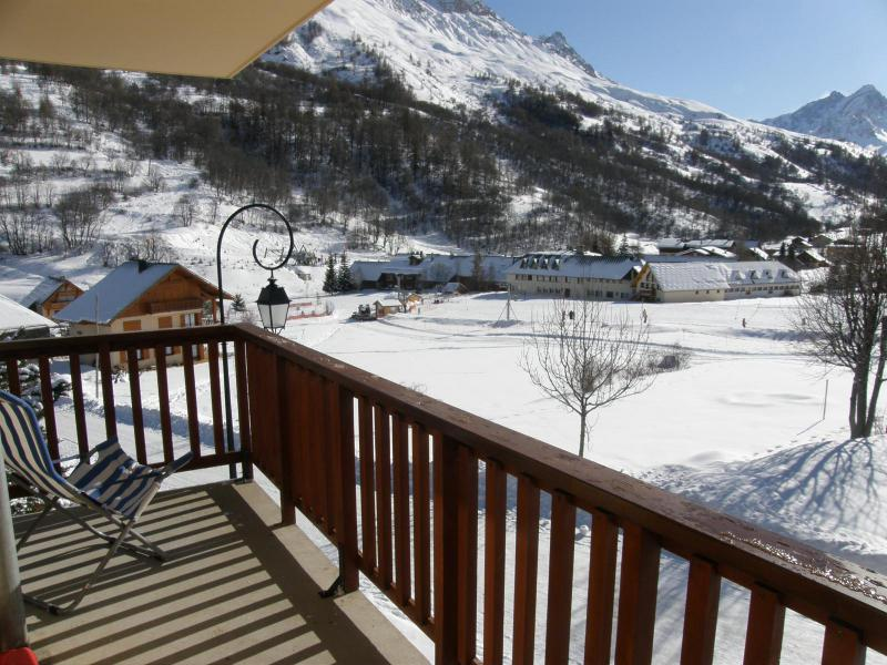Holiday in mountain resort 2 room apartment 4 people (21) - Résidence le Thymel - Valloire