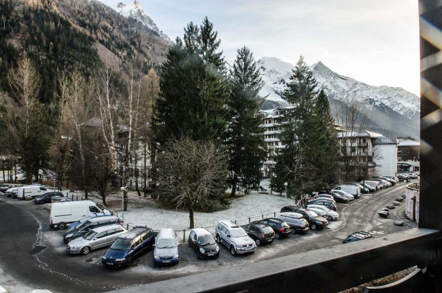 Vacances en montagne Appartement 2 pièces cabine 2-4 personnes - Résidence le Triolet - Chamonix - Extérieur été