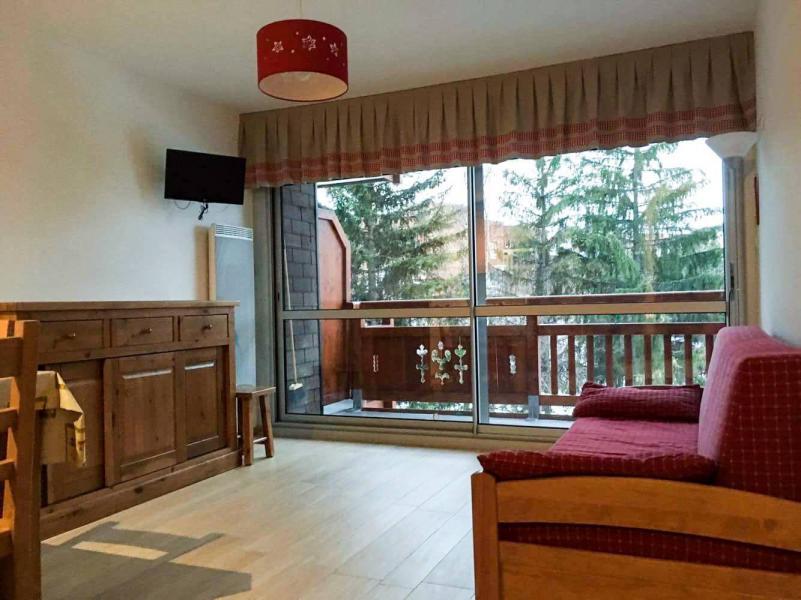 Wakacje w górach Studio 4 osoby (177) - Résidence le Tyrol - Les 2 Alpes