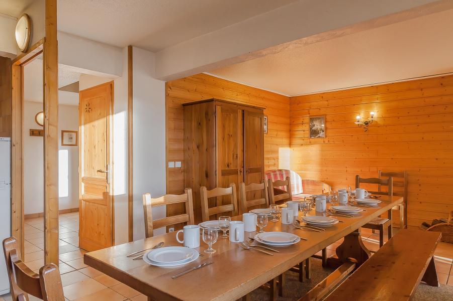 Urlaub in den Bergen Résidence le Val Chavière - Val Thorens - Esszimmer