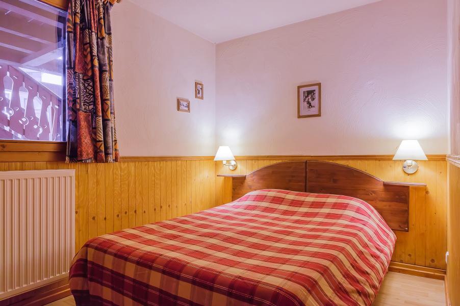 Urlaub in den Bergen Résidence le Val Chavière - Val Thorens - Schlafzimmer