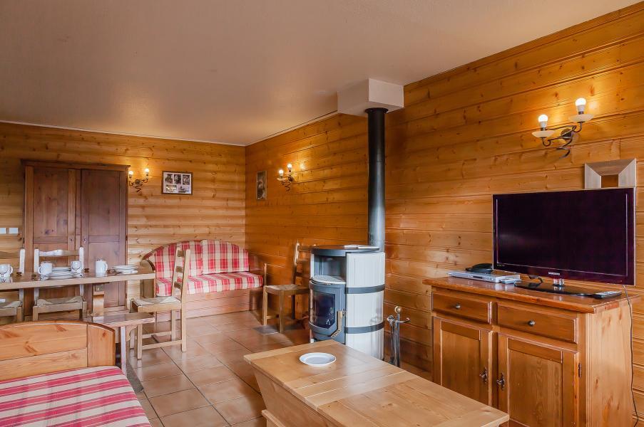 Vacances en montagne Résidence le Val Chavière - Val Thorens - Tv à écran plat