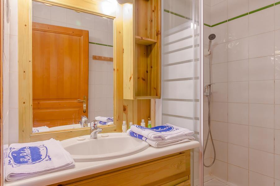 Urlaub in den Bergen Résidence le Val Chavière - Val Thorens - Waschräume