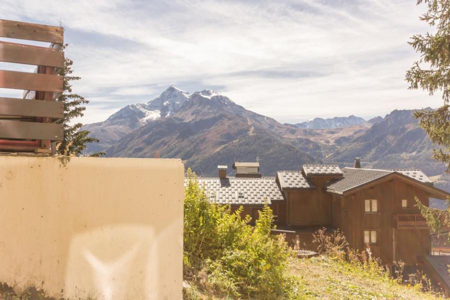 Wakacje w górach Apartament 2 pokojowy 6 osób (18) - Résidence le Valaisan I - La Rosière - Na zewnątrz latem