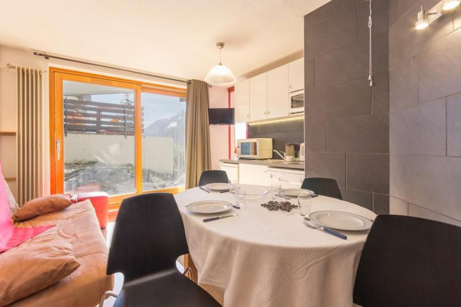 Wakacje w górach Apartament 2 pokojowy 6 osób (18) - Résidence le Valaisan I - La Rosière - Stołem