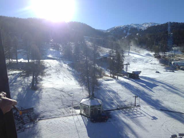 Vacaciones en montaña Estudio -espacio montaña- para 4 personas (941) - Résidence le Valbel - Risoul