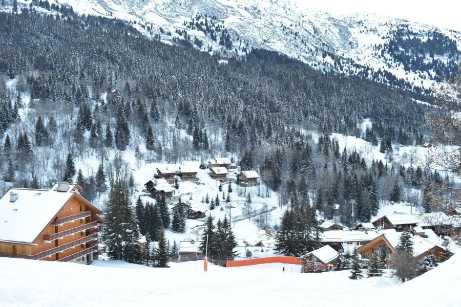 Holiday in mountain resort Résidence le Vallon - Méribel