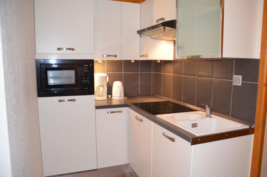 Vacances en montagne Appartement 2 pièces cabine 6 personnes (107A) - Résidence le Valmont - Les Menuires