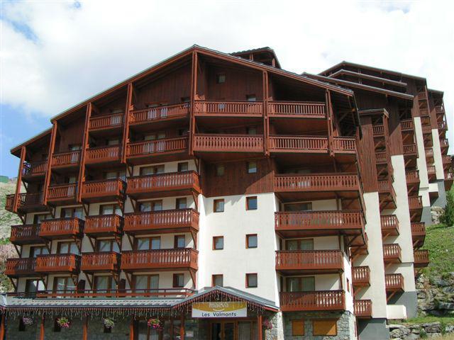 Vacances en montagne Résidence le Valmont - Les Menuires