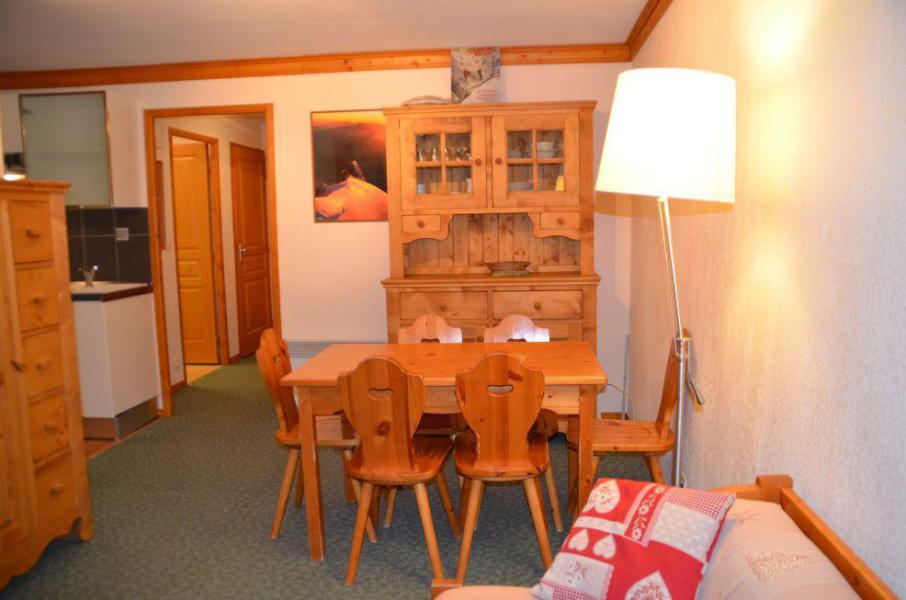 Vacanze in montagna Appartamento 2 stanze con cabina per 6 persone (107A) - Résidence le Valmont - Les Menuires