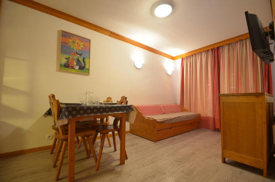Vacanze in montagna Appartamento 2 stanze per 4 persone (506) - Résidence le Valmont - Les Menuires - Camera