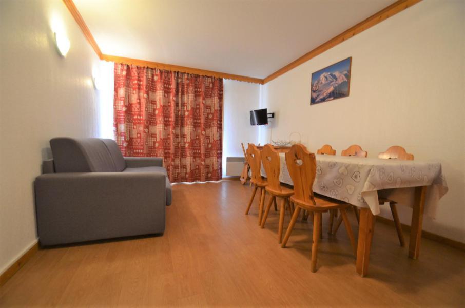 Vacanze in montagna Appartamento 4 stanze per 8 persone (915) - Résidence le Valmont - Les Menuires - Soggiorno