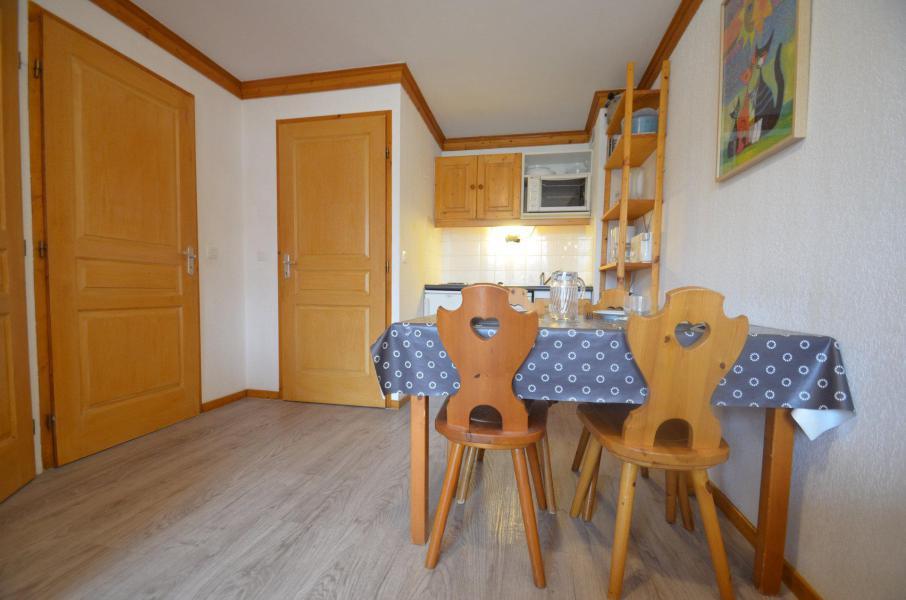 Vacances en montagne Appartement 2 pièces 4 personnes (506) - Résidence le Valmont - Les Menuires - Kitchenette