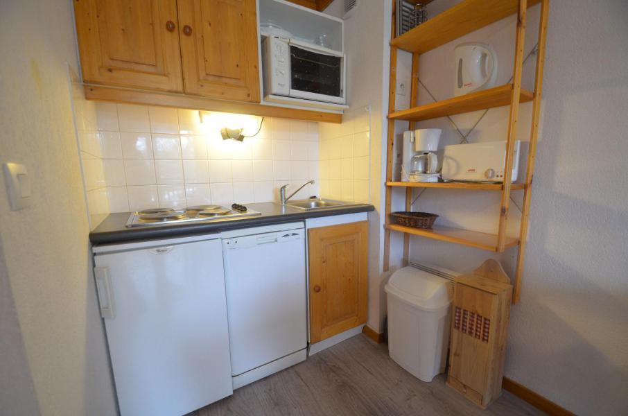 Vacances en montagne Appartement 2 pièces 4 personnes (506) - Résidence le Valmont - Les Menuires - Salle de bains