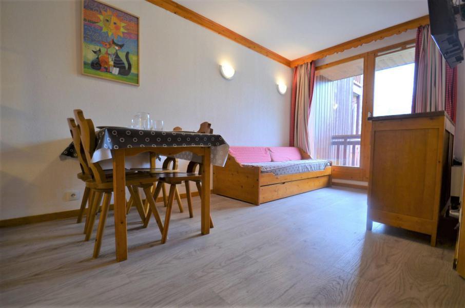 Vacances en montagne Appartement 2 pièces 4 personnes (506) - Résidence le Valmont - Les Menuires - Séjour