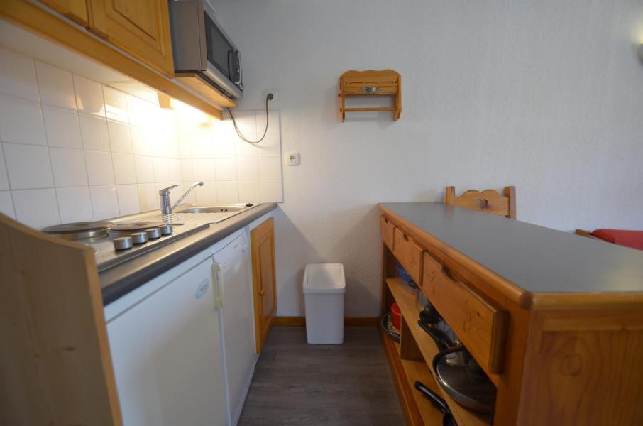 Vacances en montagne Appartement 3 pièces 6 personnes (505) - Résidence le Valmont - Les Menuires - Chambre