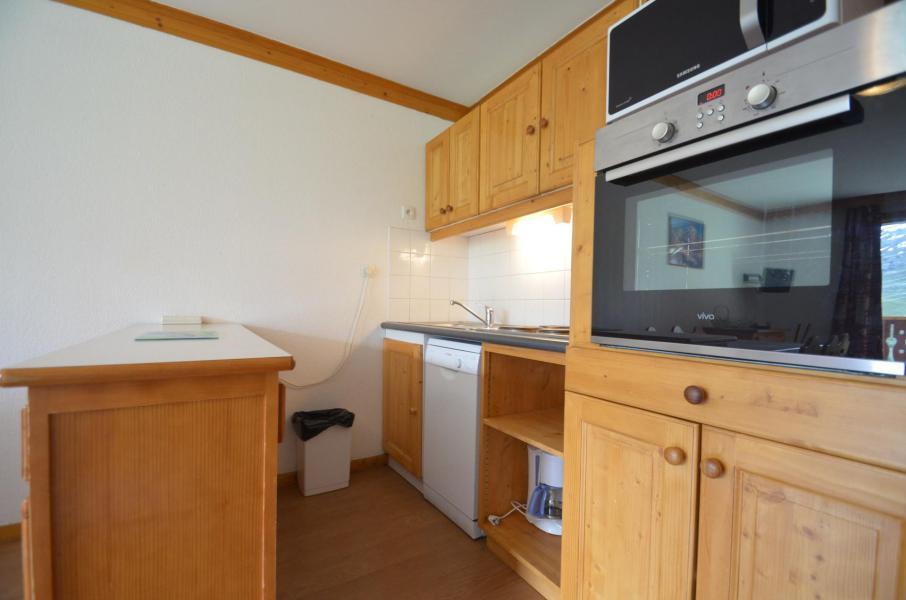 Vacances en montagne Appartement 4 pièces 8 personnes (915) - Résidence le Valmont - Les Menuires - Lavabo