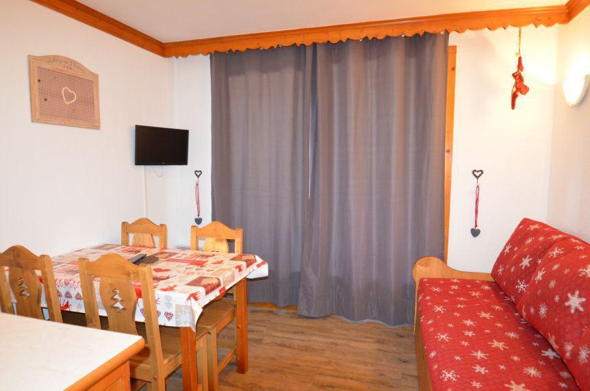 Vacances en montagne Studio cabine 4 personnes (403) - Résidence le Valmont - Les Menuires - Logement
