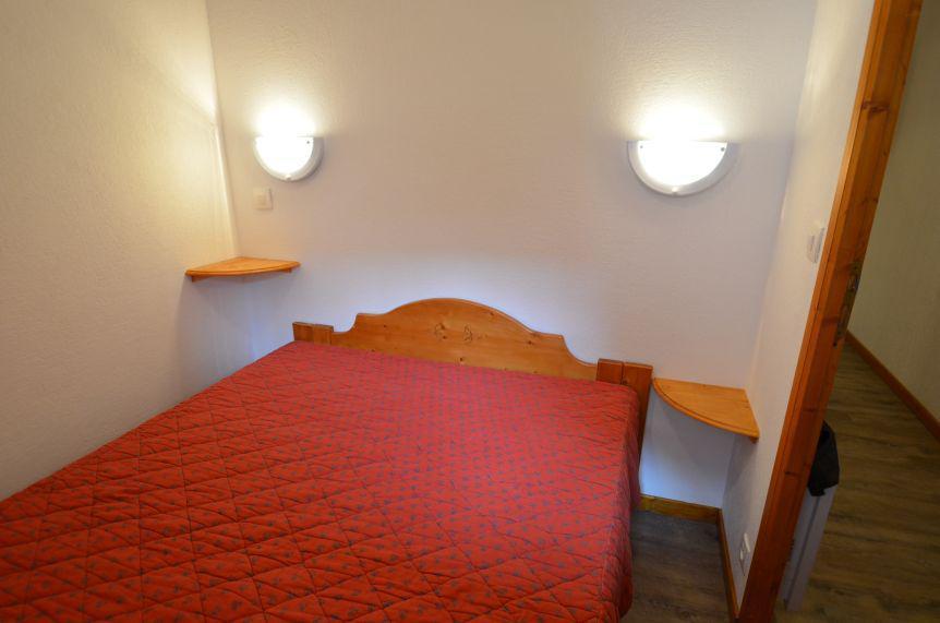 Vacances en montagne Studio cabine 4 personnes (403) - Résidence le Valmont - Les Menuires - Chambre