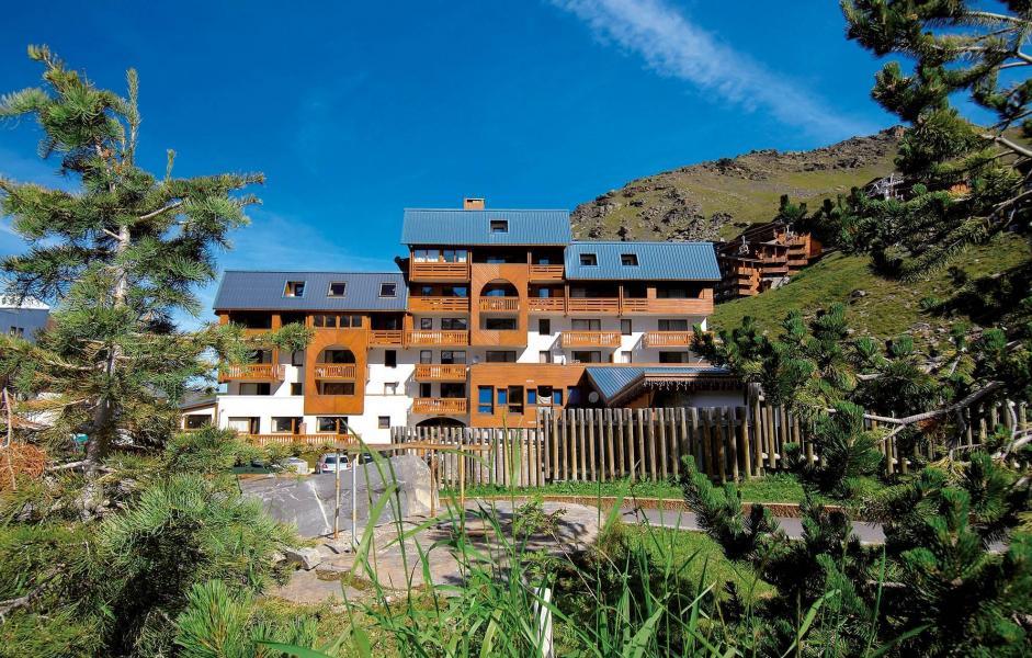 Alquiler al esquí Résidence le Valset - Val Thorens - Verano